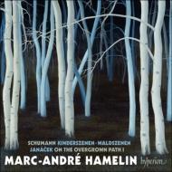 シューマン:子供の情景、森の情景、ヤナーチェク:『草かげの小径にて』第1集 アムラン