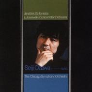 Sinfonietta: Ozawa / Cso +lutoslawski: Concerto For Orchestra