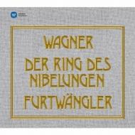 『ニーベルングの指環』全曲 フルトヴェングラー&RAIローマ交響楽団(1953 モノラル)(13SACD)