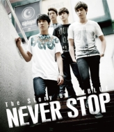 The Story of CNBLUE/NEVER STOP 【Blu-ray】