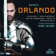 『オルランド』全曲 ヤーコプス&ベルギー・バロック管、ベジュン・メータ、カルトホイザー、他(2013 ステレオ)(2CD)