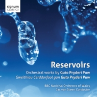 リザーバー〜管弦楽作品集 ヴァン・ステーン&BBCウェールズ・ナショナル管