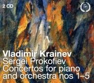 ピアノ協奏曲全集 クライネフ、キタエンコ&モスクワ・フィル(2CD)