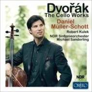 チェロ協奏曲、森の静けさ、わが母の教え給いし歌、他 ミュラー=ショット、M.ザンデルリング&北ドイツ放送響、クーレック