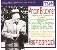 交響曲第3・4・5・7・8・9番 クナッパーツブッシュ&ミュンヘン・フィル、ウィーン・フィル、ベルリン・フィル(6CD)