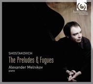 24の前奏曲とフーガ全曲 メルニコフ(2CD)
