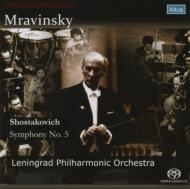 交響曲第5番『革命』 ムラヴィンスキー&レニングラード・フィル(1973年5月3日)(シングルレイヤー)