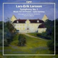 交響曲第1番、組曲『冬物語』、抒情幻想曲、他 マンゼ&ヘルシンボリ交響楽団