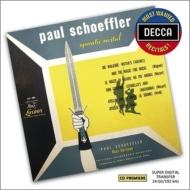 『パウル・シェフラー/オペラティック・リサイタル』 ベーム、クナッパーツブッシュ、モラルト、ホルライザー、ウィーン・フィル、他