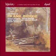 歌曲集 フィンリー、J.ワトソン、L.ウィンター、ヴィニョールズ、他(2CD)