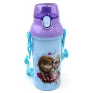 食洗機対応直飲みプラワンタッチボトル アナと雪の女王