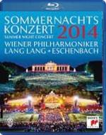 『シェーンブルン夏の夜のコンサート2014』 エッシェンバッハ&ウィーン・フィル、ラン・ラン
