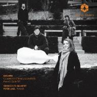 String Quartet, 1, 2, 3, Piano Quintet: Gringolts Q P.laul(P)
