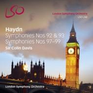 交響曲第92、93、97、98、99番 コリン・デイヴィス&ロンドン響(2010、11)(2SACD)