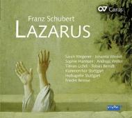 オラトリオ『ラザロ』 ベルニウス&シュトゥットガルト室内合唱団、ホフカペレ・シュトゥットガルト、他