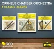 管楽器のための協奏曲集 オルフェウス室内管弦楽団(3CD)