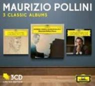 練習曲集、前奏曲集、ポロネーズ集 ポリーニ(3CD)