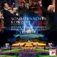 Sommernachtskonzert Schonbrunn 2014-r.strauss, Berlioz, Liszt: Eschenbach / Vpo Lang Lang(P)
