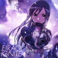 IGNITE [Limited Manufacture Anime Edition](CD+DVD)/ TV Anime Sword Art Online II Opening Theme