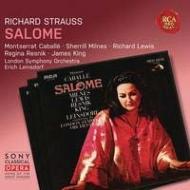 『サロメ』全曲 ラインスドルフ&ロンドン響、カバリエ、ミルンズ、他(1968 ステレオ)(2CD)