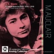 ヴァイオリン・ソナタ全曲 オークレール、アラン(オルガン)(+ヴィオラ・ダ・ガンバ・ソナタ全曲 ポール・ドクター)(2CD)