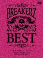 """BREAKERZ LIVE TOUR 2012〜2013 """"BEST"""" -LIVE HOUSE COLLECTION-& -HALL COLLECTION COMPLETE BOX (4DVD+CD+40Pフォトブック)"""