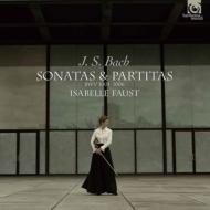 無伴奏ヴァイオリンのためのソナタとパルティータ全曲 イザベル・ファウスト(3LP)
