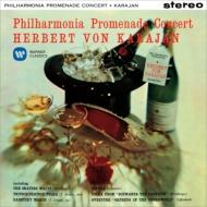 『プロムナード・コンサート』 カラヤン&フィルハーモニア管弦楽団(1960)