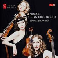 Complete String Trios Vol.2: Lendvai String Trio