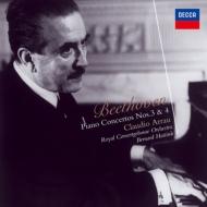 ピアノ協奏曲第3番、第4番 クラウディオ・アラウ、ベルナルド・ハイティンク&コンセルトヘボウ管弦楽団