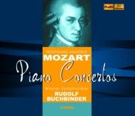ピアノ協奏曲全集 ブッフビンダー、ウィーン交響楽団(9CD)