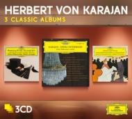 オペラ管弦楽曲集 カラヤン&ベルリン・フィル(3CD)