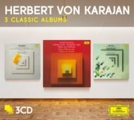 新ウィーン楽派管弦楽曲集〜シェーンベルク、ベルク、ヴェーベルン カラヤン&ベルリン・フィル(3CD)