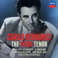 カルロ・ベルゴンツィ〜ザ・ヴェルディ・テナー〜6つのオペラ全曲&アリア集(17CD)