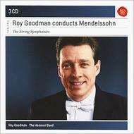 弦楽のための交響曲全集 グッドマン&ハノーヴァー・バンド(3CD)