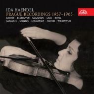 イダ・ヘンデル/プラハ・レコーディングス1957〜65(5CD)