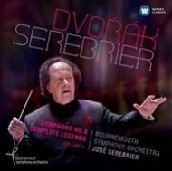 交響曲第8番、伝説 セレブリエール&ボーンマス交響楽団