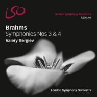 交響曲第3番、第4番 ゲルギエフ&ロンドン交響楽団