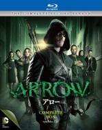 ARROW / アロー <セカンド・シーズン> コンプリート・ボックス(4枚組)