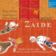 『ツァイーデ』全曲 アーノンクール&ウィーン・コンツェントゥス・ムジクス、ダムラウ、シャーデ、他(2006 ステレオ)(2CD+CD−ROM)