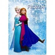2015年スケジュール手帳 アナと雪の女王