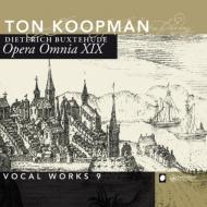 声楽作品集第9集 コープマン&アムステルダム・バロック管弦楽団&合唱団