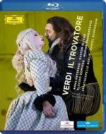 『トロヴァトーレ』全曲 シュテルツェル演出、バレンボイム&ベルリン国立歌劇場、ネトレプコ、ドミンゴ、リベロ、他(2013 ステレオ)