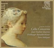 Haydn Cello Concertos Nos.1, 2, Monn Cello Concerto : Queyras(Vc)Mullejans / Freiburg Baroque Orchestra