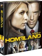 HOMELAND/ホームランド シーズン2 <SEASONSコンパクト・ボックス>