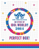 """THE IDOLM@STER M@STERS OF IDOL WORLD!! 2014 """"PERFECT BOX!"""