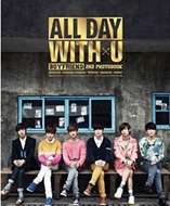 All Day With U: Boyfriend 2nd Photo Book