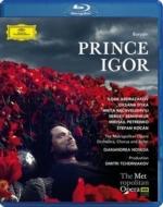 『イーゴリ公』全曲 チェルニアコフ演出、ノセダ&メトロポリタン歌劇場、アブドラザコフ、ディーカ、他(2014 ステレオ)