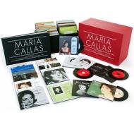 マリア・カラス/スタジオ録音リマスター・エディション全集(69CD)