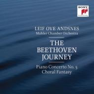 ピアノ協奏曲第5番『皇帝』、合唱幻想曲 アンスネス、マーラー・チェンバー・オーケストラ、プラハ・フィル合唱団